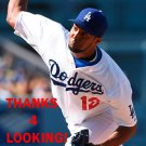 JUAN NICASIO 2015 LOS ANGELES DODGERS  BASEBALL CARD