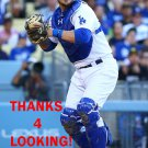 YASMANI GRANDAL 2015 LOS ANGELES DODGERS  BASEBALL CARD