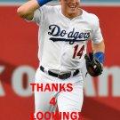 ENRIQUE KIKE HERNANDEZ 2015 LOS ANGELES DODGERS  BASEBALL CARD