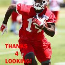 ARMON BINNS 2015 KANSAS CITY CHIEFS FOOTBALL CARD