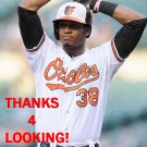 JIMMY PAREDES 2015 BALTIMORE ORIOLES BASEBALL CARD