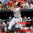 CHRIS PARMELEE 2015 BALTIMORE ORIOLES BASEBALL CARD