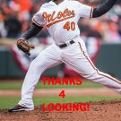WESLEY WRIGHT 2015 BALTIMORE ORIOLES BASEBALL CARD