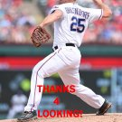 ROSS OHLENDORF 2015 TEXAS RANGERS BASEBALL CARD