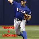 ADAM ROSALES 2015 TEXAS RANGERS BASEBALL CARD