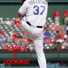 SHAWN TOLLESON 2015 TEXAS RANGERS BASEBALL CARD