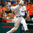 KYLE BLANKS 2015 TEXAS RANGERS BASEBALL CARD