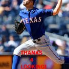 ALEX CLAUDIO 2015 TEXAS RANGERS BASEBALL CARD