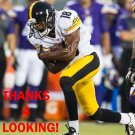 C.J. GOODWIN 2015 PITTSBURGH STEELERS FOOTBALL CARD