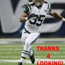 DARYL RICHARDSON 2015 NEW YORK JETS FOOTBALL CARD