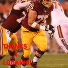 BRANDON SCHERFF 2015 WASHINGTON REDSKINS FOOTBALL CARD