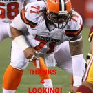 DANNY SHELTON 2015 CLEVELAND BROWNS FOOTBALL CARD