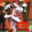 IBRAHEIM CAMPBELL 2015 CLEVELAND BROWNS FOOTBALL CARD