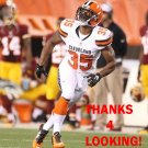 JALEN PARMELE 2015 CLEVELAND BROWNS FOOTBALL CARD