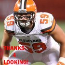 TANK CARDER 2015 CLEVELAND BROWNS FOOTBALL CARD