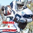 DAVID PORTER 2015 DALLAS COWBOYS FOOTBALL CARD
