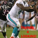 DONALD HAWKINS 2015 MIAMI DOLPHINS FOOTBALL CARD