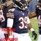 QUMAIN BLACK 2015 CHICAGO BEARS FOOTBALL CARD
