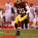 DA'MON CROMARTIE-SMITH 2015 WASHINGTON REDSKINS FOOTBALL CARD