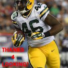 ALONZO HARRIS 2015 GREEN BAY PACKERS FOOTBALL CARD