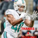 KEVIN CONE 2015 MIAMI DOLPHINS FOOTBALL CARD