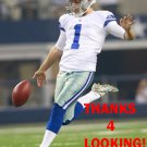 TOM HORNSEY 2015 DALLAS COWBOYS FOOTBALL CARD