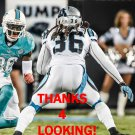 MARCUS BALL 2015 CAROLINA PANTHERS FOOTBALL CARD