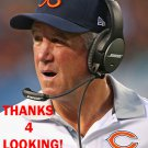 JOHN FOX 2015 CHICAGO BEARS FOOTBALL CARD