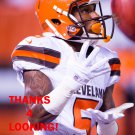SHANE WYNN 2015 CLEVELAND BROWNS FOOTBALL CARD