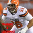 XAVIER COOPER 2015 CLEVELAND BROWNS FOOTBALL CARD