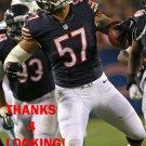 JOHN TIMU 2015 CHICAGO BEARS FOOTBALL CARD