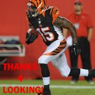 MARIO ALFORD 2015 CINCINNATI BENGALS FOOTBALL CARD