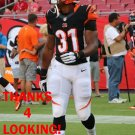 TERRELL WATSON 2015 CINCINNATI BENGALS FOOTBALL CARD
