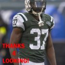 JAIQUAWN JARRETT 2015 NEW YORK JETS FOOTBALL CARD