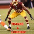 JUSTIN ROGERS 2015 WASHINGTON REDSKINS FOOTBALL CARD
