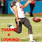 JACOB SCHUM 2015 TAMPA BAY BUCCANEERS FOOTBALL CARD