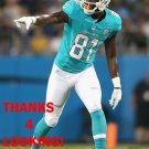 LaRON BYRD 2015 MIAMI DOLPHINS FOOTBALL CARD