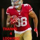 JARRYD HAYNE 2015 SAN FRANCISCO 49ERS FOOTBALL CARD