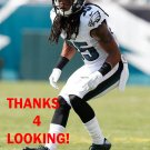 DENZEL RICE 2015 PHILADELPHIA EAGLES FOOTBALL CARD