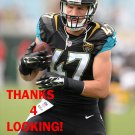 CONNOR HAMLETT 2015 JACKSONVILLE JAGUARS FOOTBALL CARD
