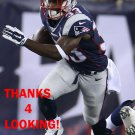 DION LEWIS 2015 NEW ENGLAND PATRIOTS FOOTBALL CARD