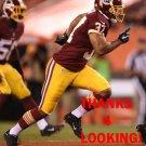 BRYAN McCANN 2015 WASHINGTON REDSKINS FOOTBALL CARD