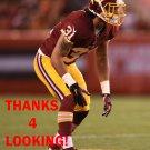 TREY WOLFE 2015 WASHINGTON REDSKINS FOOTBALL CARD