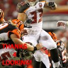 JOEY IOSEFA 2015 TAMPA BAY BUCCANEERS FOOTBALL CARD