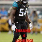 JEREMIAH GEORGE 2015 JACKSONVILLE JAGUARS FOOTBALL CARD