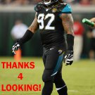 ZIGGY HOOD 2015 JACKSONVILLE JAGUARS FOOTBALL CARD
