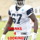 JORDAN MILLS 2015 DALLAS COWBOYS FOOTBALL CARD