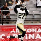 DAMIAN SWANN 2015 NEW ORLEANS SAINTS FOOTBALL CARD