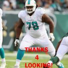 BRYANT McKINNIE 2013 MIAMI DOLPHINS FOOTBALL CARD