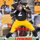 MICHAEL VICK 2015 PITTSBURGH STEELERS FOOTBALL CARD